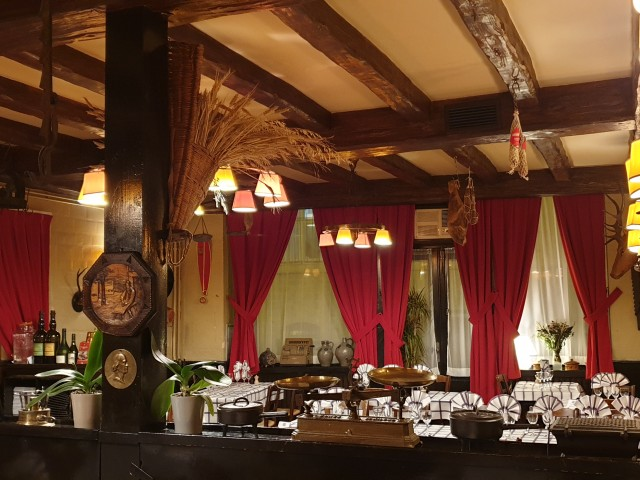 Auberge Pyrénées Cévennes La Grande Salle