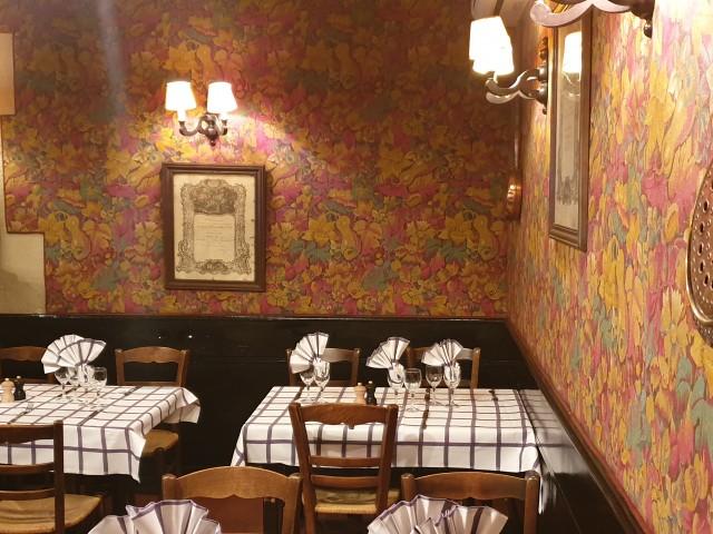 Auberge Pyrénées Cévennes Petite Salon de la Grande Salle